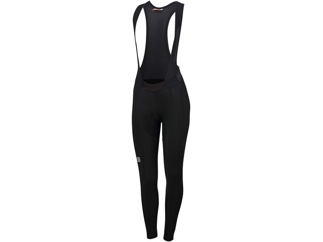 Sportful Neo Cuissards longs à bretelles Femme, black